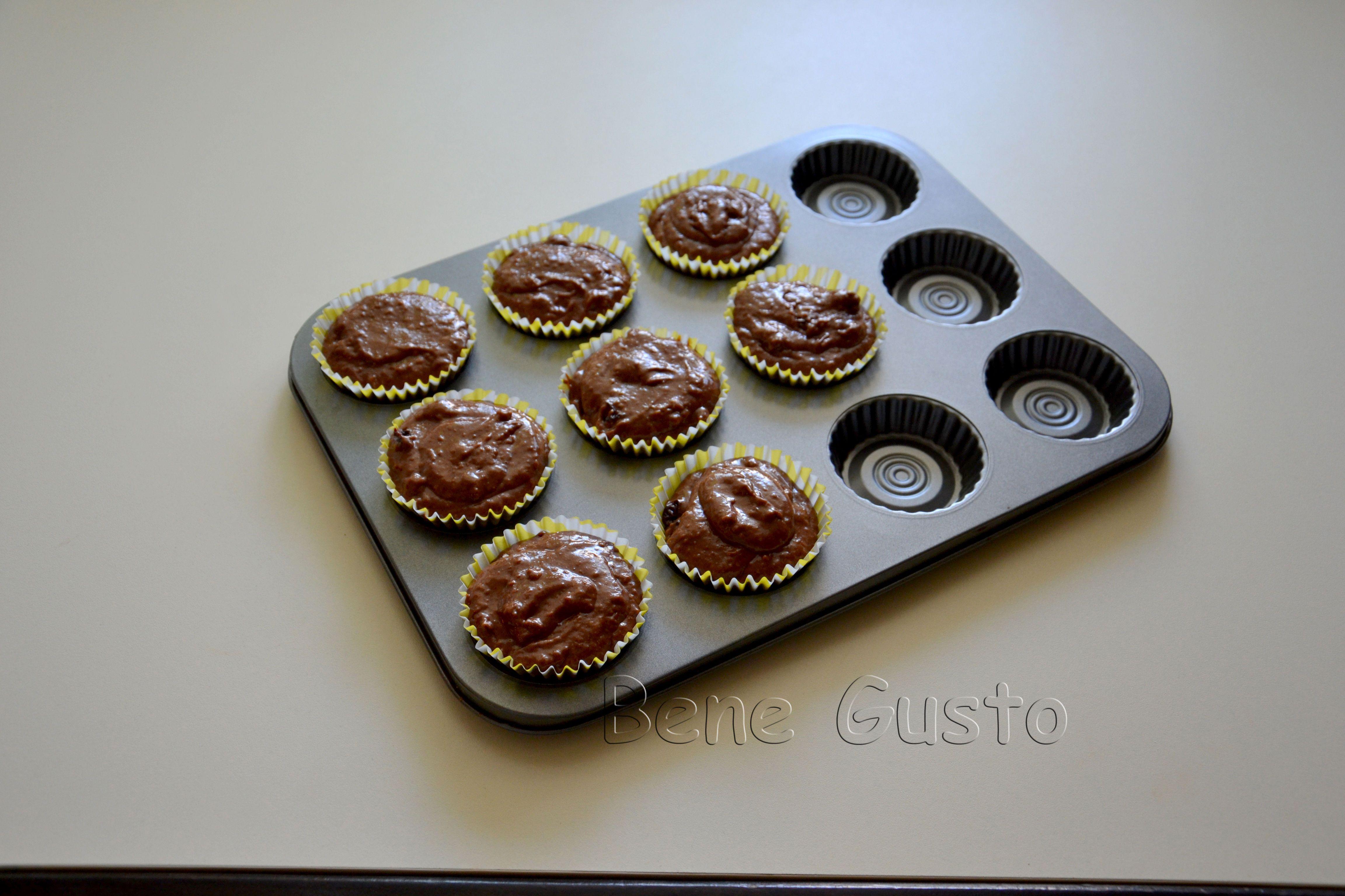 Шоколадні мафіни з вишнею, для блогів_9