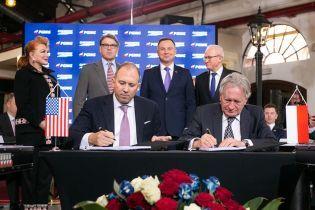 Польша подписала контракт с еще одной компанией из США на поставку газа