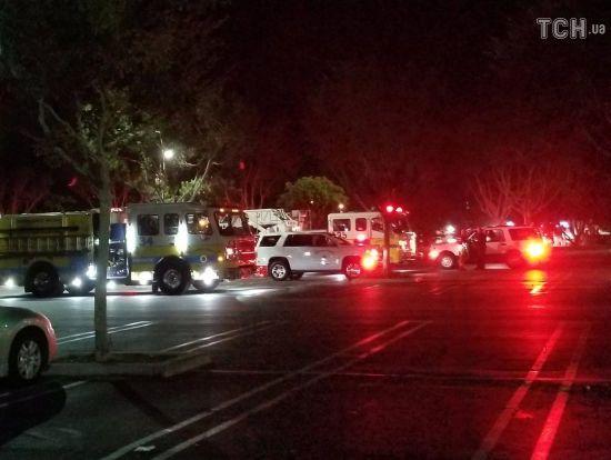 Унаслідок стрілянини у барі в Каліфорнії загинуло 12 осіб