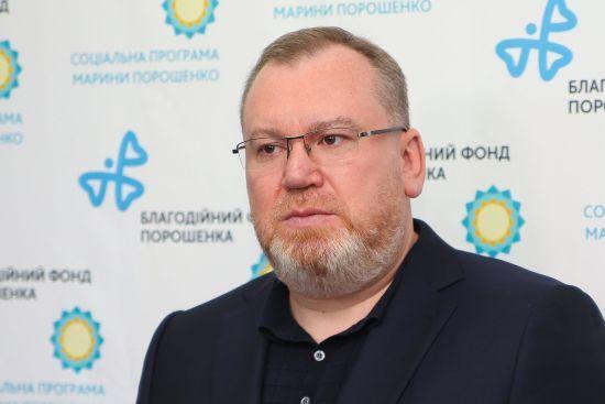 Валентин Резніченко: Будівництво хірургічного корпусу Центру матері і дитини у Дніпрі на фініші
