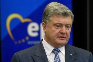 Порошенко призвал украинцев на оккупированном Донбассе не идти на псевдовыборы