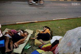 Количество беженцев из Венесуэлы во всем мире достигло трех миллионов человек