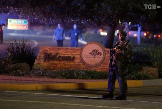 Криваву стрілянину в каліфорнійському барі влаштував 28-річний ветеран-морпіх