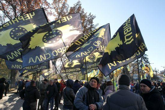 """Водії """"євроблях"""" оголосили всеукраїнську акцію протесту"""