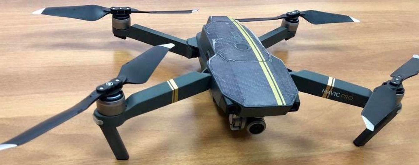 В Киеве на крыше стратегического объекта нашли дрон