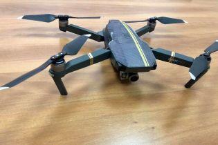 У Києві на даху стратегічного об'єкта знайшли дрон