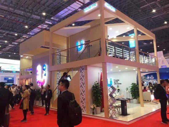 Інвестиційний потенціал Миколаївщини представлено на Міжнародній імпортній виставці у Шанхаї