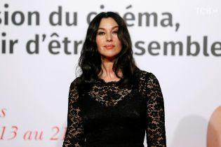 54-летняя Моника Беллуччи впервые после развода с Касселем рассказала о новом избраннике