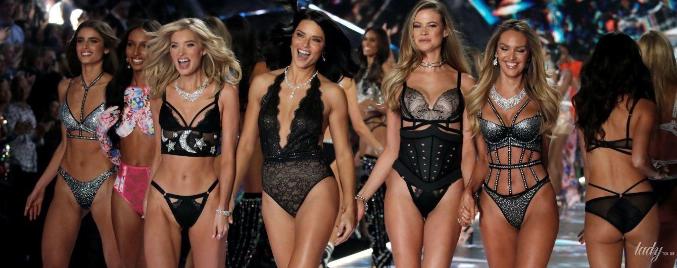 Это было грандиозно: Victoria's Secret Fashion Show - 2018 отгремело в Нью-Йорке