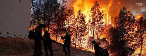 Постапокалипсис в Калифорнии. Дым от пожаров снизил температуру кое-где на 10 градусов