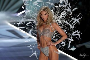 В бюстгальтері за мільйон: Ельза Госк представила Fantasy Bra на шоу Victoria's Secret – 2018