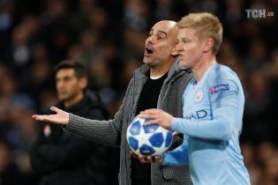 """Зинченко рассказал, собирается ли он покидать """"Манчестер Сити"""" в ближайшее время"""