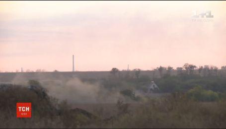 Ситуация на фронте: активнее всего боевики обстреливают украинские позиции на Приазовье