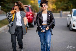 Мода для полных: как носить джинсы