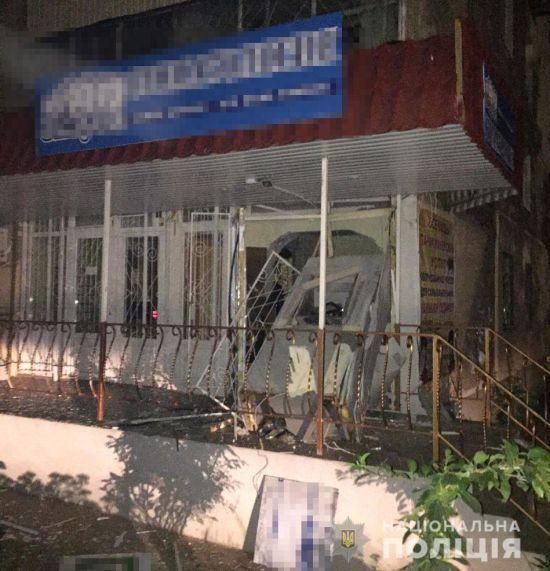У Миколаєві схопили банду, яка підривала і грабувала банкомати