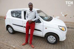 Uber заманивает таксистов в Африке бесплатными авто