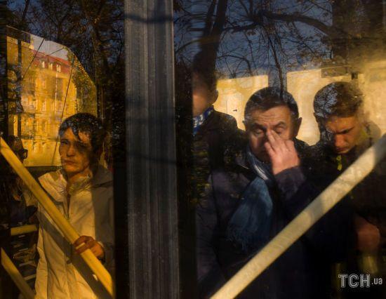 У Херсоні пасажири повстали проти цін на проїзд в маршрутках