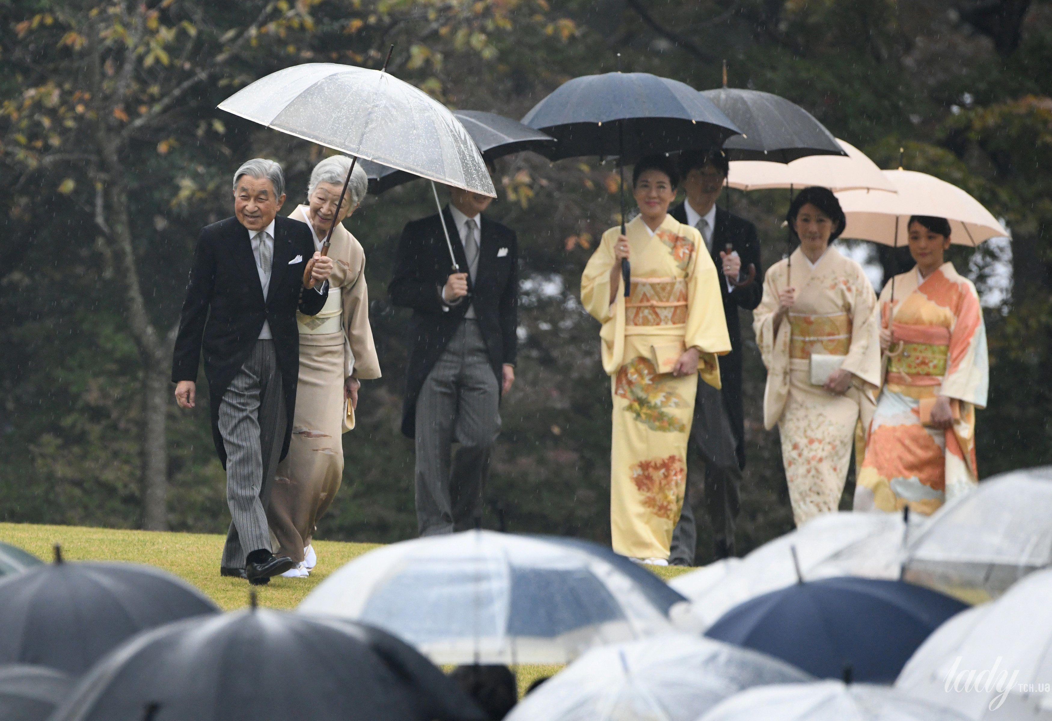 Японская императорская семья_2