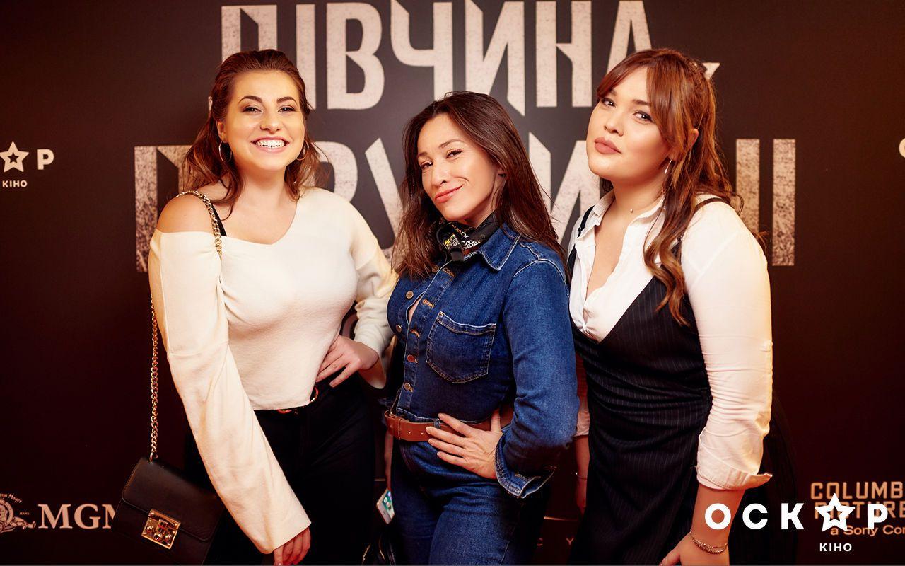 """Звезды на премьере """"Девушка, которая застряла в паутине""""_1"""