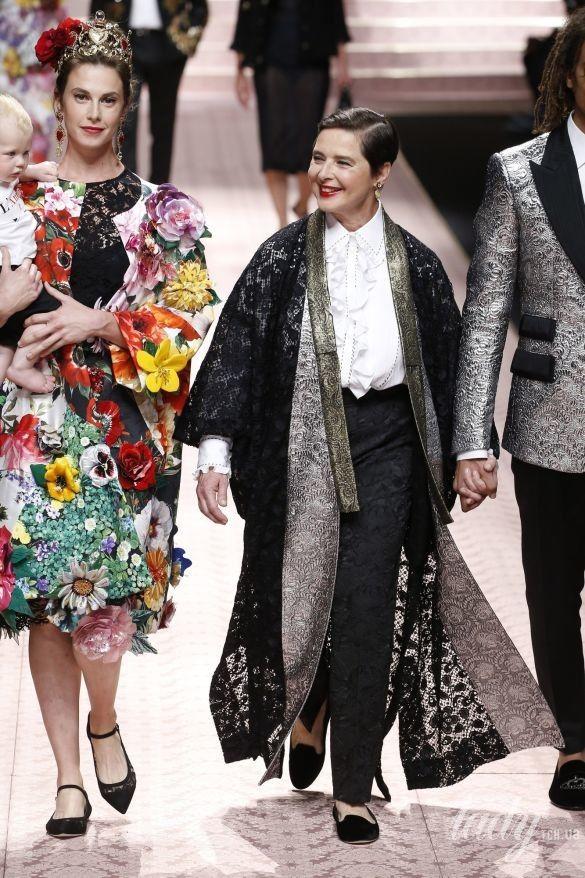 Коллекция Dolce&Gabbana прет-а-порте сезона весна-лето 2019_6