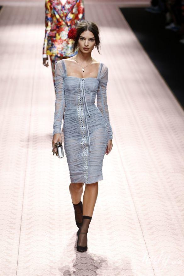 Коллекция Dolce&Gabbana прет-а-порте сезона весна-лето 2019_21