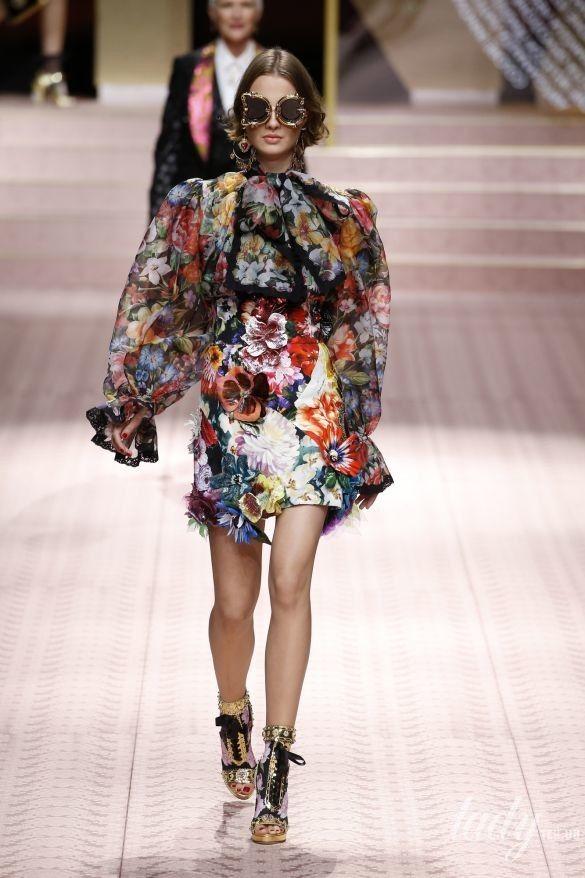 Коллекция Dolce&Gabbana прет-а-порте сезона весна-лето 2019_34