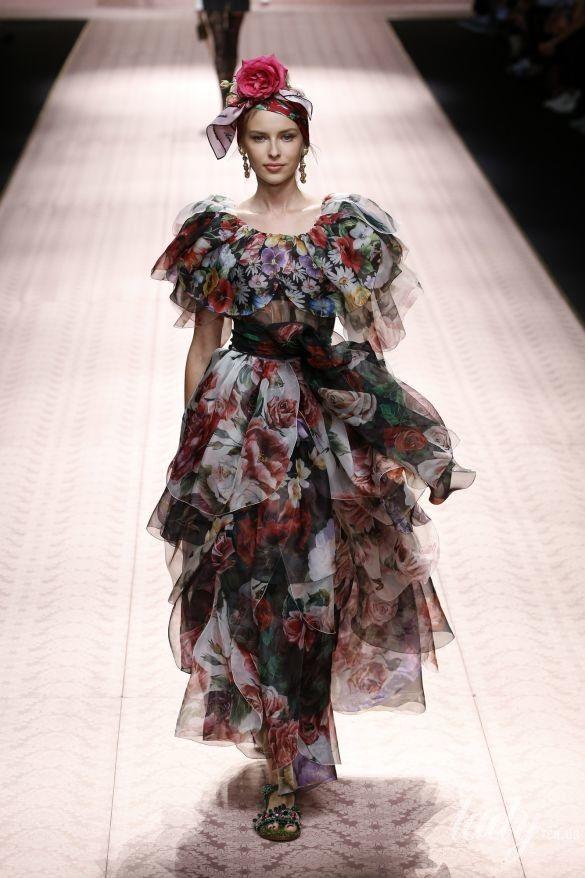 Коллекция Dolce&Gabbana прет-а-порте сезона весна-лето 2019_44