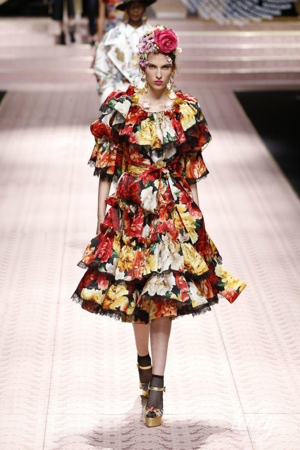 Коллекция Dolce&Gabbana прет-а-порте сезона весна-лето 2019_70