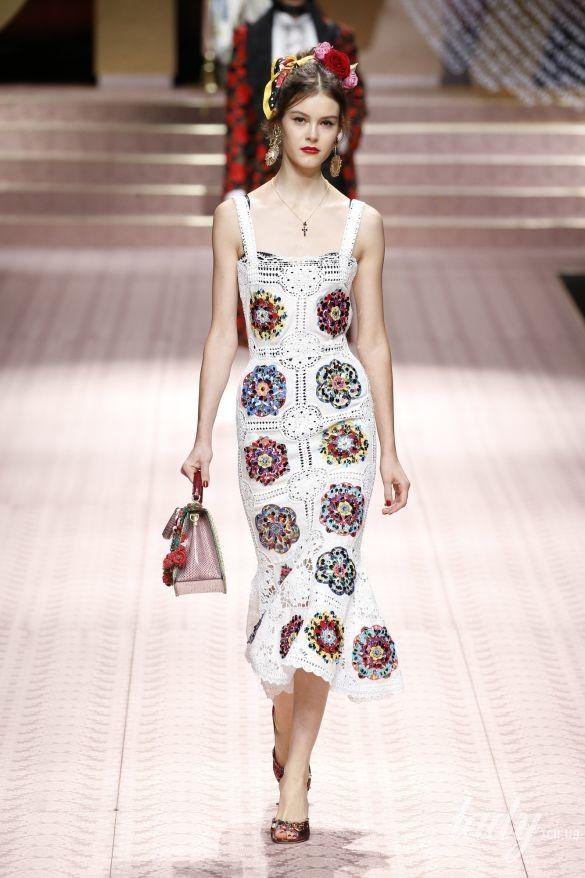 Коллекция Dolce&Gabbana прет-а-порте сезона весна-лето 2019_81