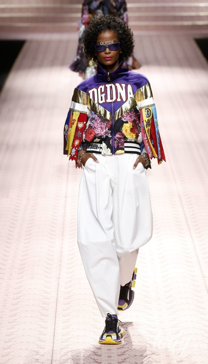 Коллекция Dolce&Gabbana прет-а-порте сезона весна-лето 2019 @ East News