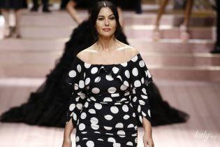 Все звезды в коллекции Dolce&Gabbana сезона весна-лето 2019