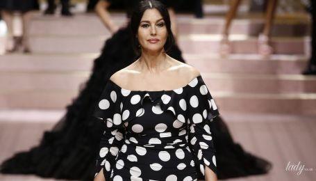 Всі зірки в колекції Dolce&Gabbana сезону весна-літо 2019