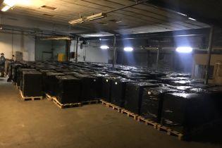 На Житомирщине обнаружили нелегальные склады с взрывчаткой и танковыми двигателями