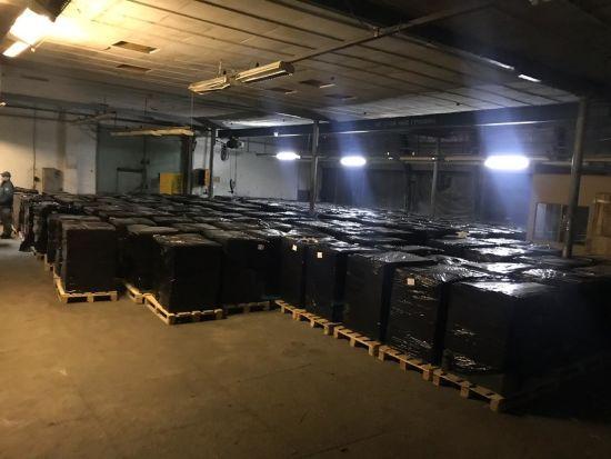 На Житомирщині виявили нелегальні склади з вибухівкою та танковими двигунами
