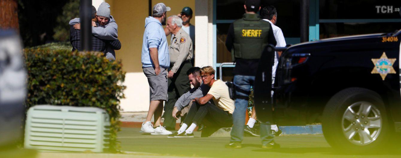 Один из погибших в калифорнийской стрельбе выжил в прошлогодней массовой бойне в Лас-Вегасе