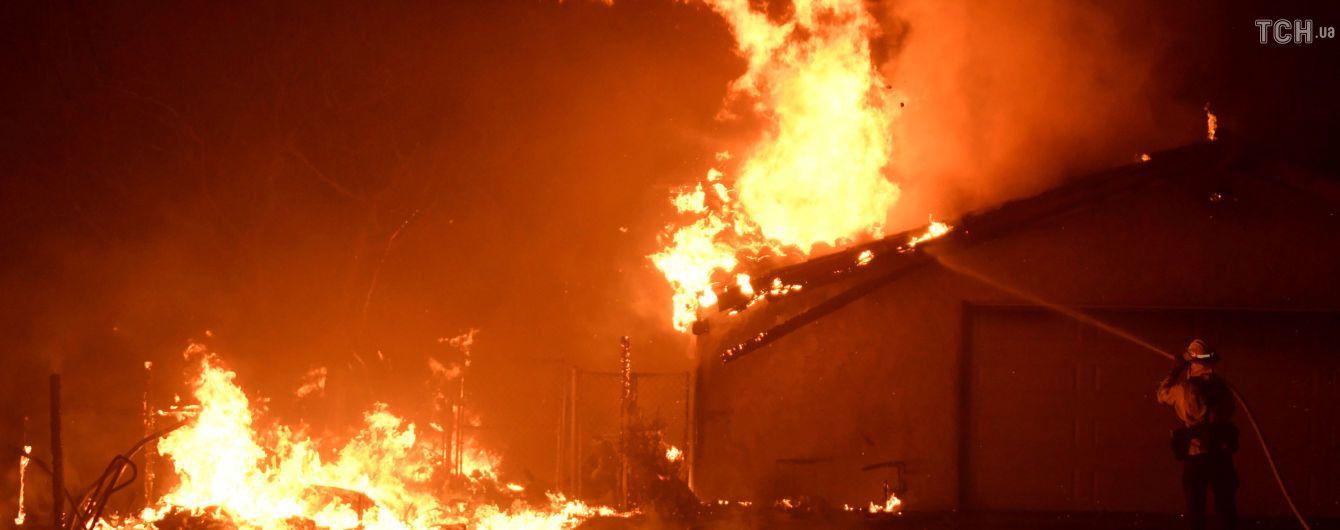 Число жертв пожаров в Калифорнии увеличилось до 66 человек, более 600 пропавших без вести