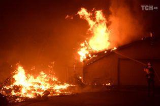 Пекельний вогонь: жахливі пожежі в Каліфорнії забрали життя мінімум 44 осіб