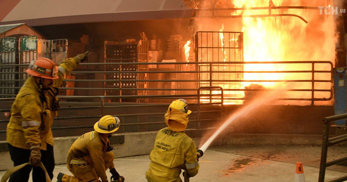 Думка Трампа про причину пожеж у Каліфорнії обурила американців