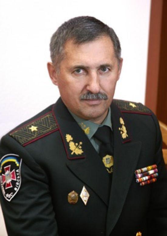 Порошенко звільнив першого заступника командувача Нацгвардії