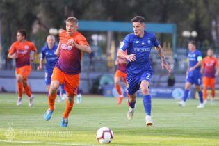 Динамо - Мариуполь - 4:0. Видео матча