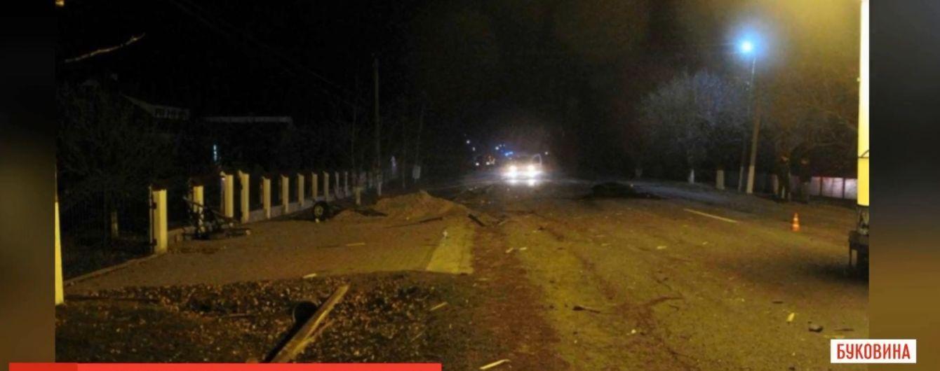 На Буковині сталася смертельна ДТП із підводою