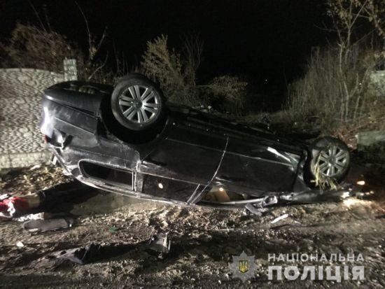 На Харківщині неповнолітній юнак скоїв смертельну ДТП на батьківському авто