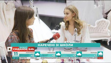 """Залаштунки """"Ліги сміху"""" та чому Ліза Василенко надягнула весільну сукню – Телесніданок"""