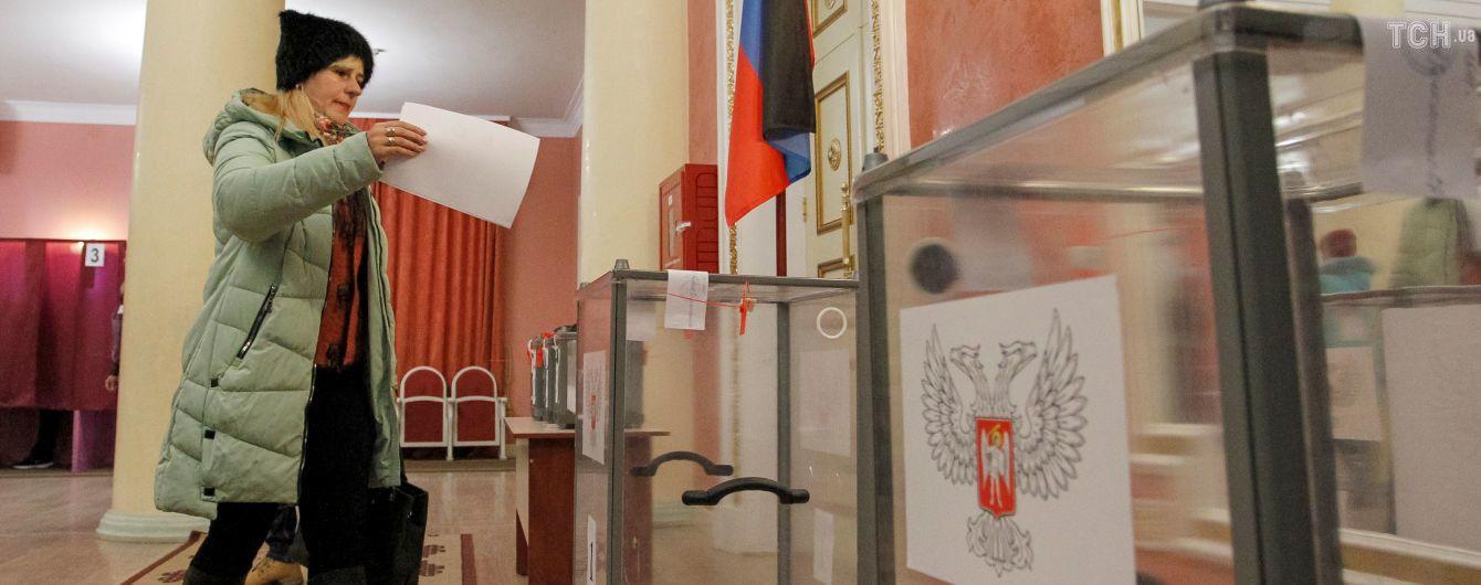 """Посли ЄС ухвалили рішення про накладання санкцій на організаторів """"виборів"""" в ОРДЛО – ЗМІ"""