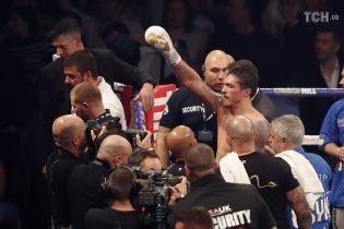 Усик увірвався до трійки найкращих боксерів світу за версією BoxRec