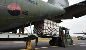 Солодкий жест дружби: Південна Корея надіслала до КНДР 200 тонн мандаринів