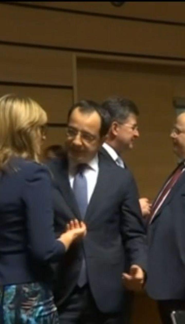 Украина просит ЕС о законном наказании для организаторов псевдовыборов на оккупированных территориях
