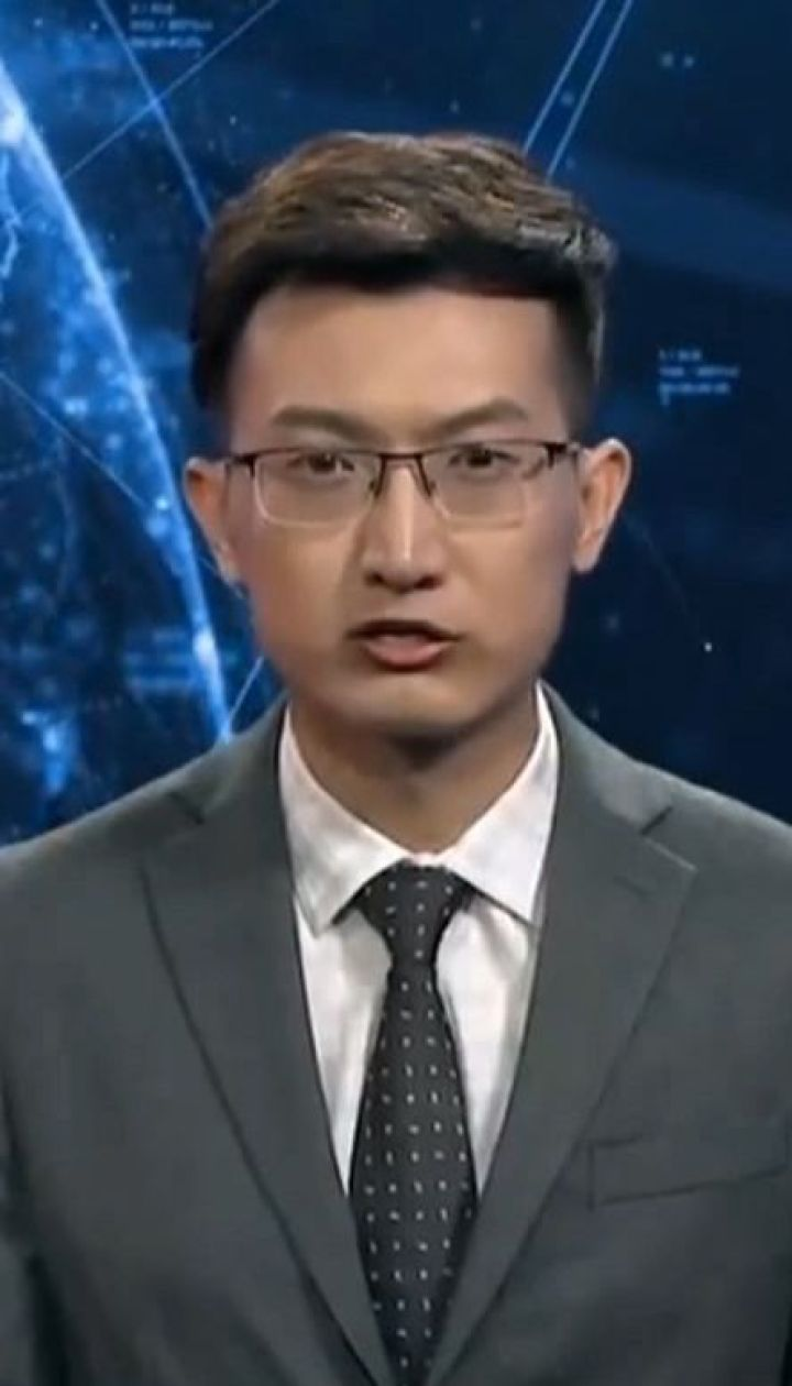 В Китае тестируют искусственного ведущего новостей и робота-почтальона