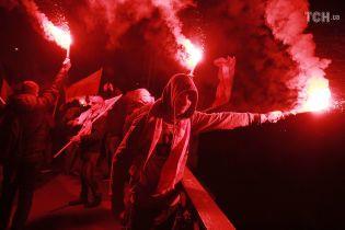 На марш з нагоди 100-річчя відновлення незалежності Польщі вийшли 200 тисяч людей