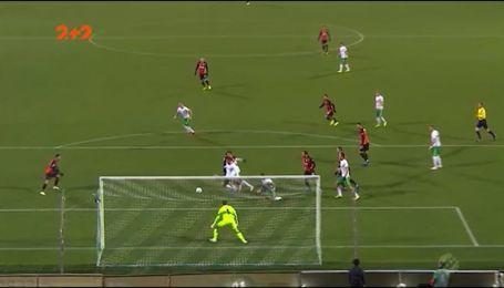 Ворскла - Шахтер - 0:2. Видео-обзор матча